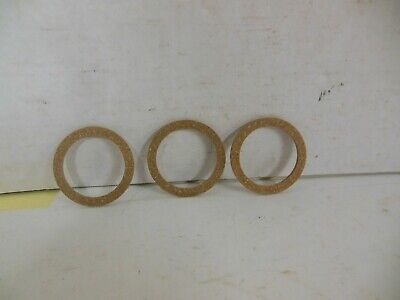 Nos John Deere 1010 Tractor And Power Unit Fuel Filter Gasket L886t