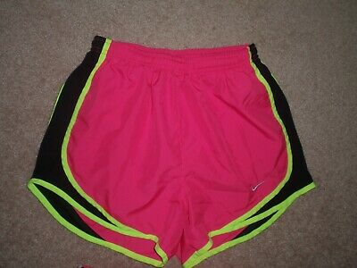 2f378c7e8d7d Womens XS X-Small Nike Dri Fit Tempo Pink Brief Lined Athletic Running  Shorts #2