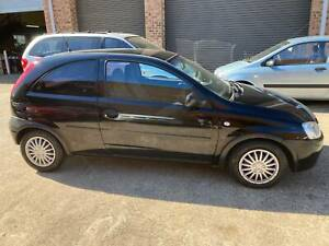 2002 Holden Barina All Others Automatic Hatchback Smithfield Parramatta Area Preview
