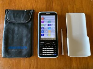 Classpad II fx-CP400 Colour + Stylus, Protective Case
