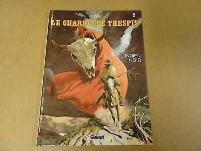 BD EO EDITIONS JACQUES GLENAT / LE CHARIOT DE THESPIS 2