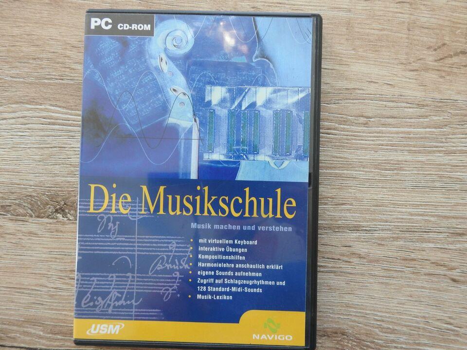 PC CD-ROM Die Musikschule. Musik machen und verstehen in Klausdorf
