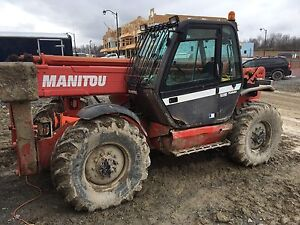 Manitou Zoom Boom for sale