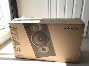 Polk Audio RTiA3 speakers/enceintes 2X