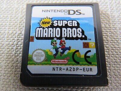 JEU NINTENDO DS 3DS NEW SUPER MARIO BROS