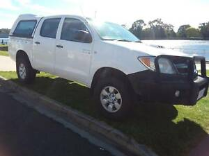 2006 Toyota Hilux SR Automatic Ute Ulverstone Central Coast Preview