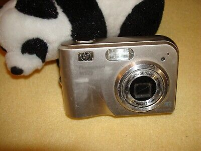HP Photo Smart M525 Silver - 6.0MP