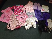 Girls size 3 winter pieces - 14 items! Hope Island Gold Coast North Preview