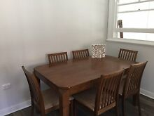 7 piece dining table Mayfield West Newcastle Area Preview