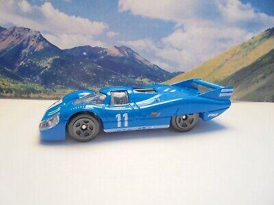 PORSCHE 917 LH   2019 Hot Wheels Race Day Series    Blue