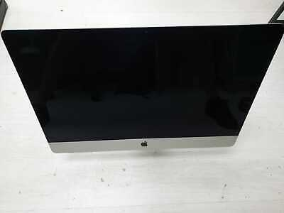 "Apple iMac Retina 5K 27"" Late 2015 i5 3.2GHz 24GB 256GB Flash SSD Radeon R9 M390"