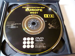 TOYOTA LEXUS 2017 NAVI E24 E1E WEST EUROPE DVD 2016/2017 VERSION IS GS RX RAV SC - <span itemprop='availableAtOrFrom'>Włodowice, ŚLĄSKIE, Polska</span> - TOYOTA LEXUS 2017 NAVI E24 E1E WEST EUROPE DVD 2016/2017 VERSION IS GS RX RAV SC - Włodowice, ŚLĄSKIE, Polska