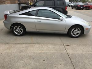 2001 Toyota Celica GT Coupe (2 door) ORIGINAL OWNER