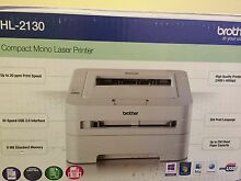 Brother laser printer going cheap Carlton Melbourne City Preview