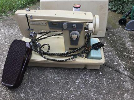 1960s Lemair sewing machine $40