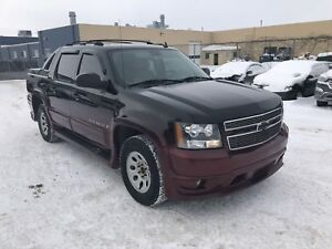 2007 Chevy Avalanche southern comfort edition