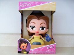 Disney Princess Belle Light Up Digital LCD Alarm Clock BulbBotz