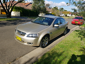 My07 Holden Berlina.ling rego logbook( petrol) Ryde Ryde Area Preview