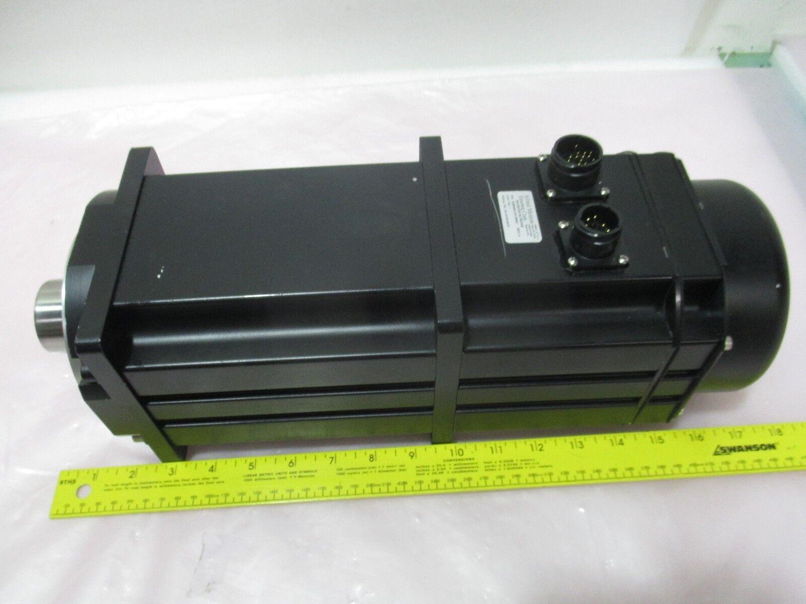 Allied Motion DC Brushless Motor SQB05603-A01-HBRC, Servo, 422251
