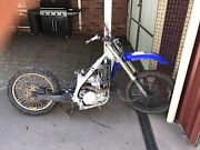 Wanted to buy Yamaha WR450 2009 parts Hannans Kalgoorlie Area Preview