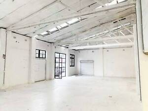 Designer Warehouse with Stunning natural light! St Peters Marrickville Area Preview