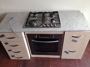 Kitchen with Appliances Northgate Port Adelaide Area Preview