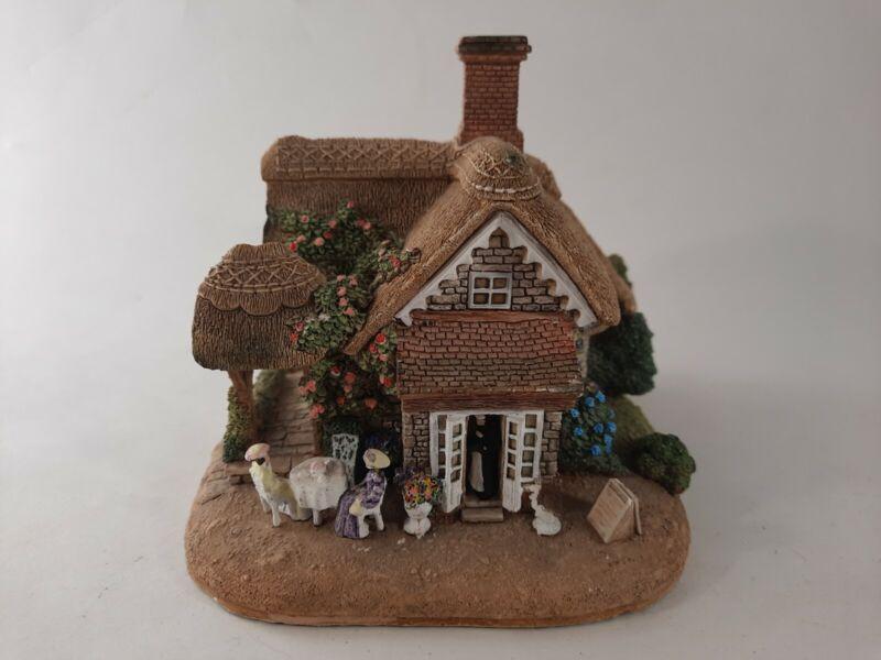 Lilliput Lane Bargate Cottage Tea Room Handmade in England English Tearooms