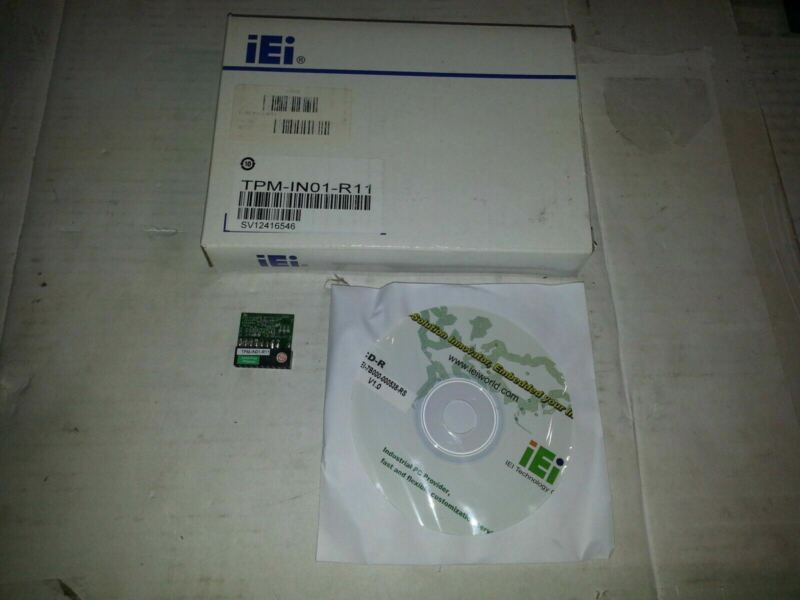 Iei Tpm-in01-r11 Sv12416546 03zd084-00-110-rs
