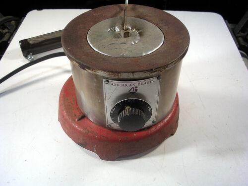 American Beauty General Purpose Solder Pot Model 600 (120V Volts/600W) Soldering