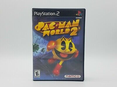 Pac-Man World 2 (Sony PlayStation 2, 2002) COMPLETE