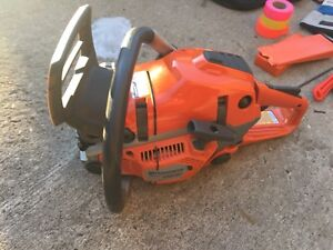 Husqvarna 550xp at with lots of extras