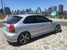 Mint condition Honda Civic 1997 - Body Kit Richmond Yarra Area Preview