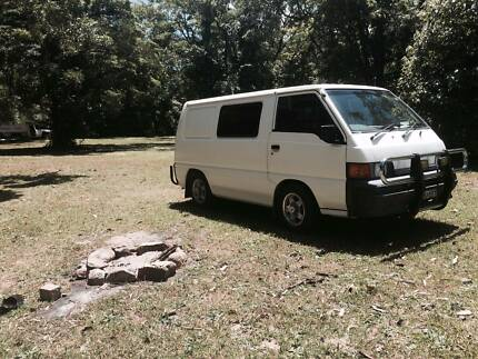 1995 Mitsubishi Other Van/Minivan Parramatta Park Cairns City Preview