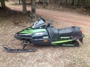 1995 Arctic Cat Cougar 550