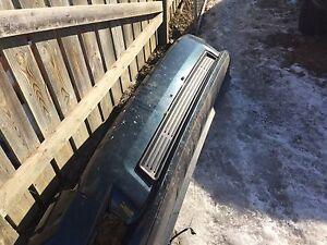Dodge Ram bumper