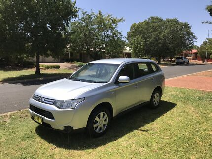 2013 Mitsubishi Outlander 4x4 wagon Dubbo Dubbo Area Preview