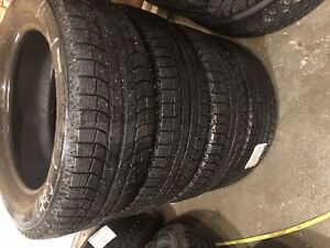 Michelin Lattitude X-Ice   235/60R18