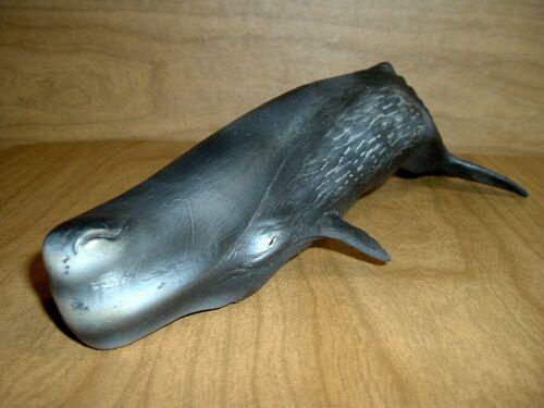 Large Schleich Sperm Whale, 2000