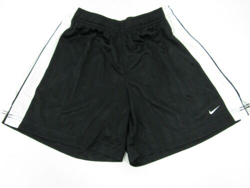 Nike Soccer Shorts Size Youth Large Black/White Girls New With Tags