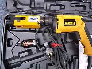 Dewalt Drywall Corded Collated Screw Gun BRAND NEW Meadow Heights Hume Area Preview