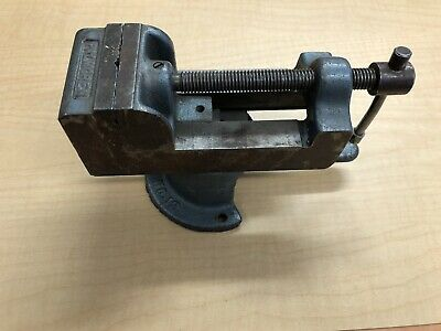 Vintage 2-12 Palmgren No. 12 Swivel Machine Vise
