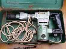 HITACHI Hammer Drill with bits & handle in box, made in Japan! Blacktown Blacktown Area Preview
