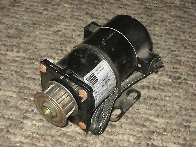 Bodine 24v Small Motor 24a4bepm 2500 Rpm Dc With Mount