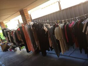 CLOTHING SALE!! EVERYTHING MUST GO!! Newton Campbelltown Area Preview