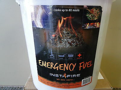 5 Gallon Bucket of Insta-Fire (Bulk) Factory 2nd