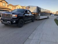 Looking for Dedicated runs. 48 enclosed trailer with 1 ton