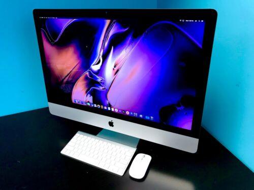 ULTRA Apple iMac 27 5K RETINA | QUAD CORE | OS2020 | WARRANTY *UPGRADED 16GB*