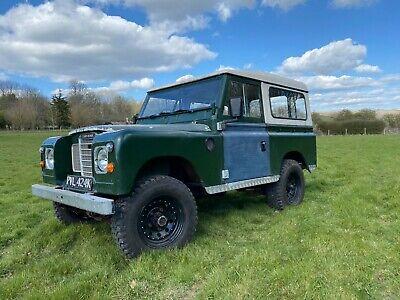 Landrover Series 3 88'' Diesel