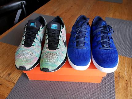 Nike Flyknit Racer and Flyknit tennis classic for sale. | Men's Shoes |  Gumtree Australia Casey Area - Berwick | 1181296960