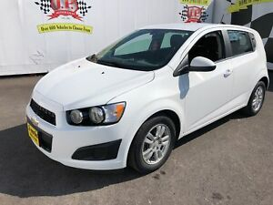 2016 Chevrolet Sonic LT, Automatic, Back Up Camera,